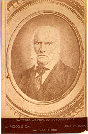 Coronel Bonifacio Ruiz de los Llanos