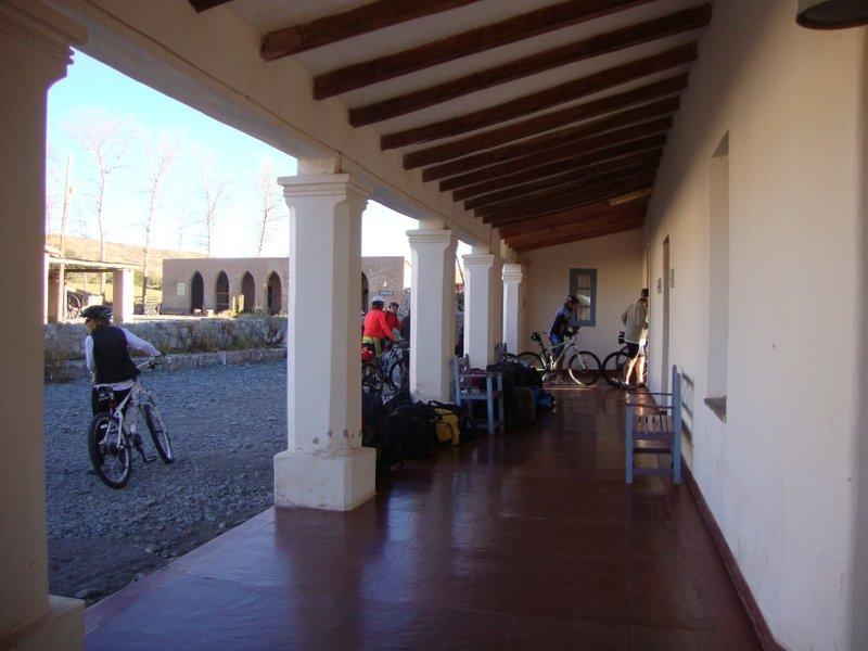 turismo bicicleta cachi
